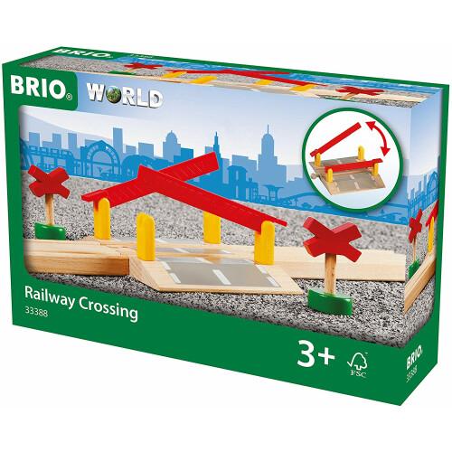 Brio 33388 Railway Crossing