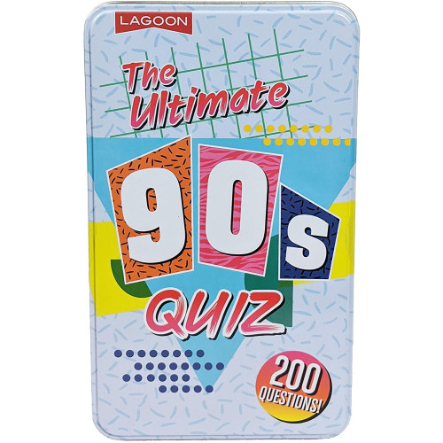 The Ultimate 90s Quiz