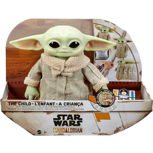 Star Wars The Child Real Moves Plush