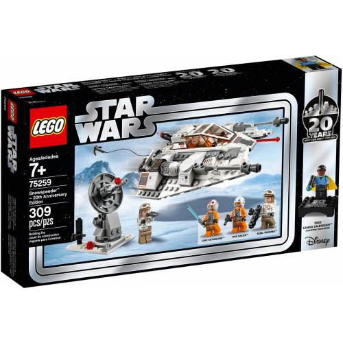Lego 75259 Star Wars Snowspeeder – 20th Anniversary Edition