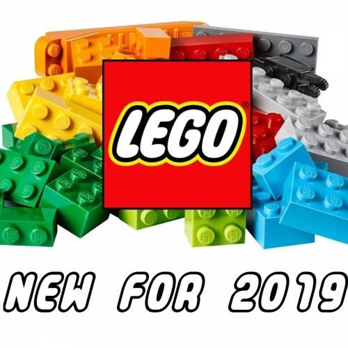 2019 Lego