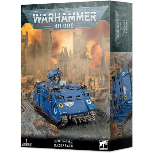 Warhammer 40,000 - Space Marine Razorback