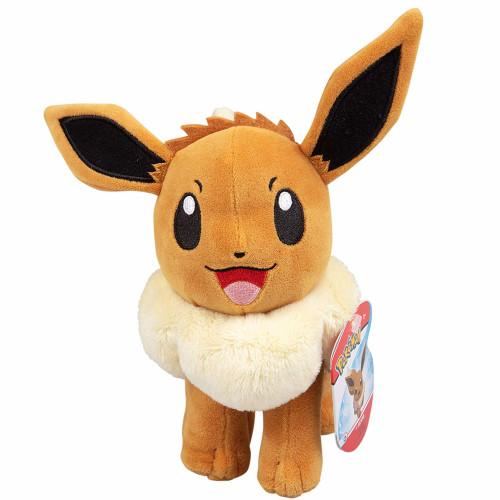Pokemon 8 Inch Plush - Eevee