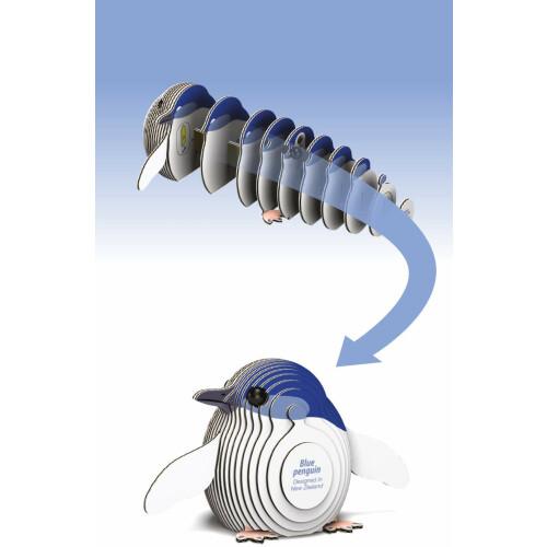 Eugy - 3D Model Craft Kit - Penguin