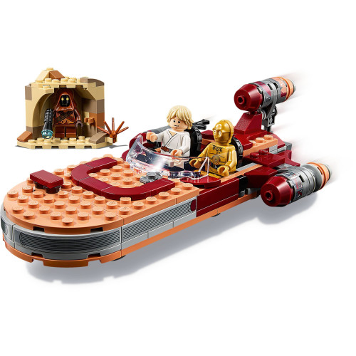 Lego 75271 Star Wars Luke Skywalker's Landspeeder