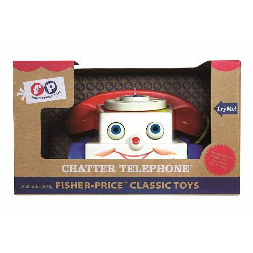 Fisher Price Classic Toys - Chatter Telephone