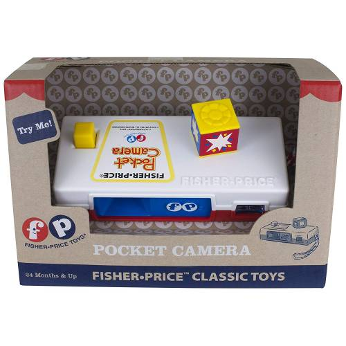 Fisher Price Classic Toys - Pocket Camera