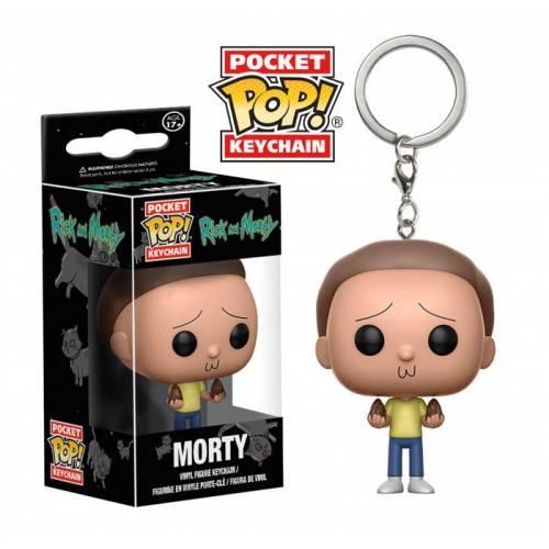 Funko Pocket Pop Keychain Morty
