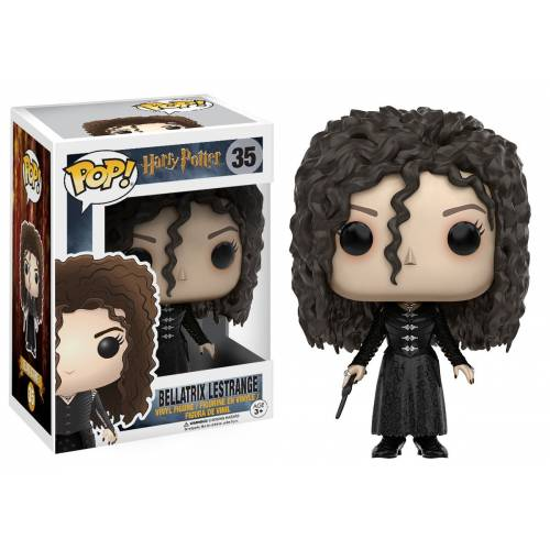 Funko Pop Vinyl Bellatrix Lestrange 35