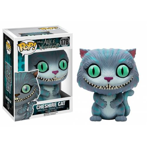 Funko Pop Vinyl Cheshire Cat 178