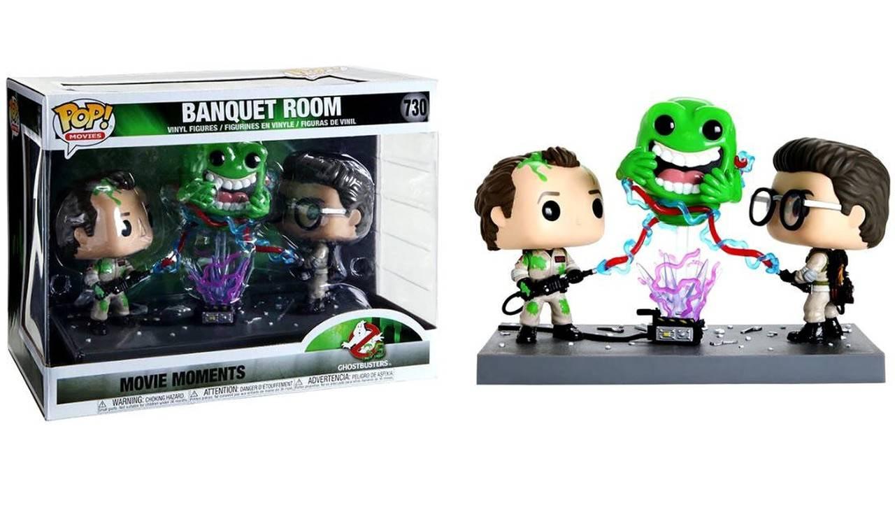 Funko Pop Vinyl Ghostbusters Banquet Room 730