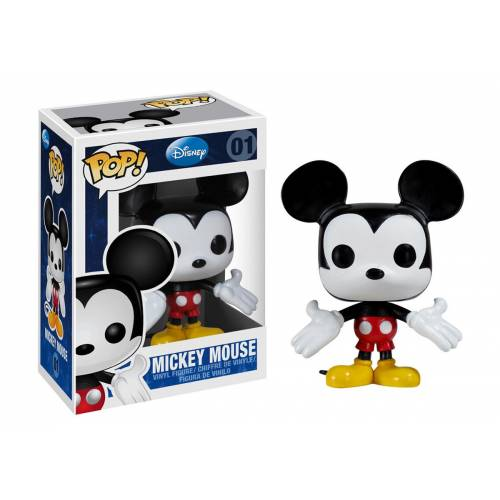 Funko Pop Vinyl Mickey Mouse 01