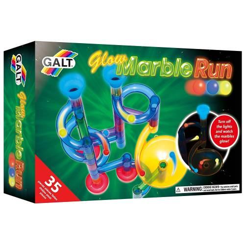 Galt Glow Marble Run