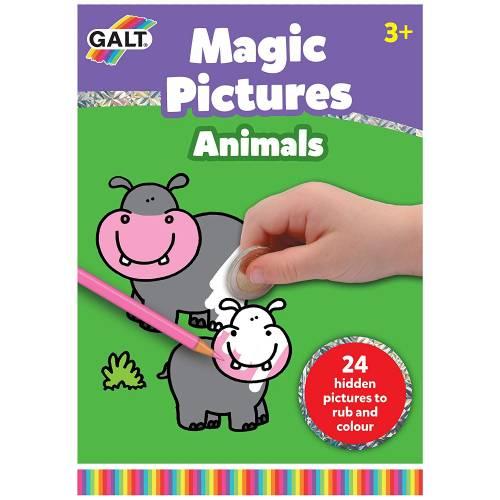 Galt Magic Picture Pad - Animals