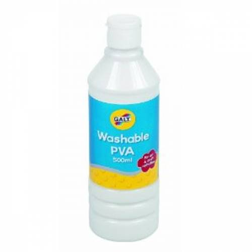 Galt Washable PVA Glue 500ml