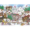Gibsons Off Piste 1000pc