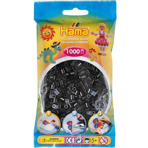 Hama Beads 207-18 Black