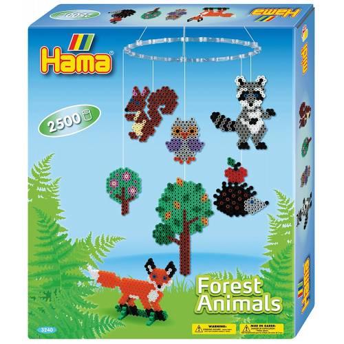 Hama Beads 3240 Gift Box Forest Animals