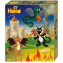 Hama Beads 3245 Gift Box Dragons