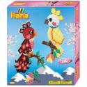 Hama Beads 3246 Gift Box Parrots