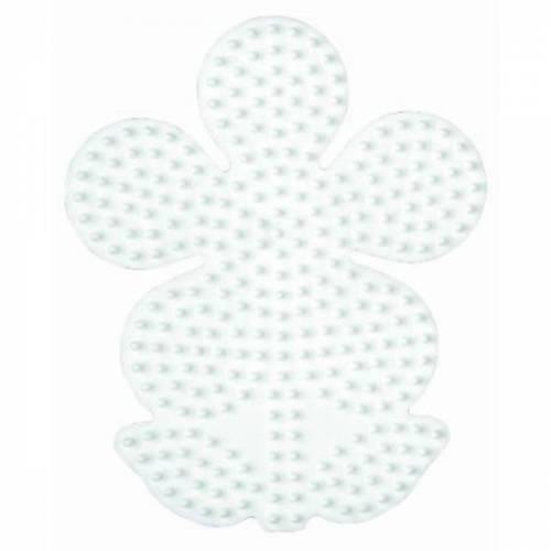 Hama Beads Single Pegboard 299 Flower