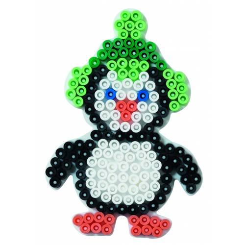Hama Beads Single Pegboard 325 Penguin