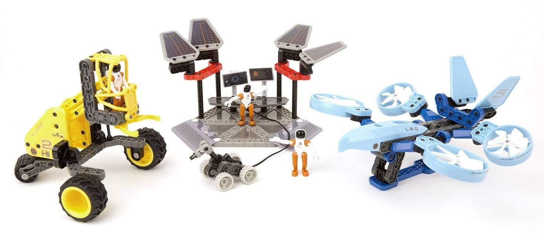 Hexbug Vex Robotics Discovery Command