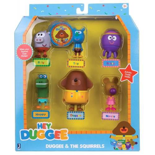 Hey Duggee Figure Pack