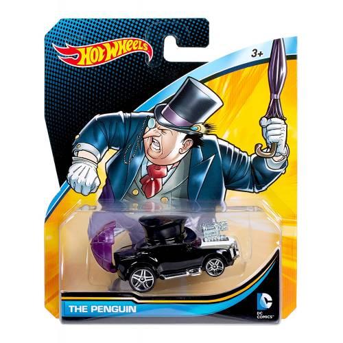 Hot Wheels DC Comics Character Vehicles - The Penguin