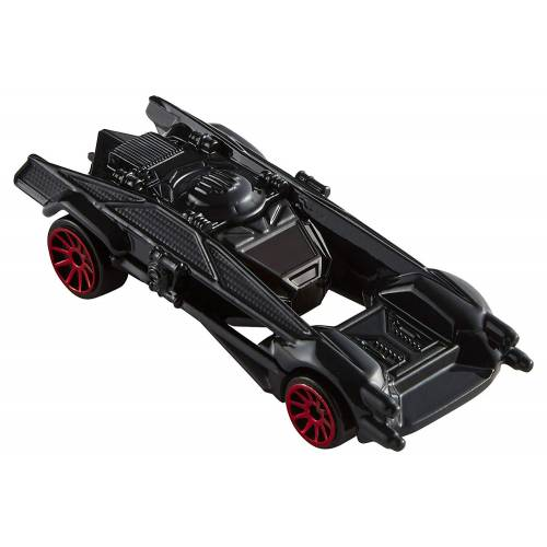 Hot Wheels Star Wars Kylo Ren's Tie Silencer