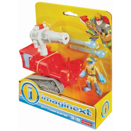Imaginext City Flame Buster