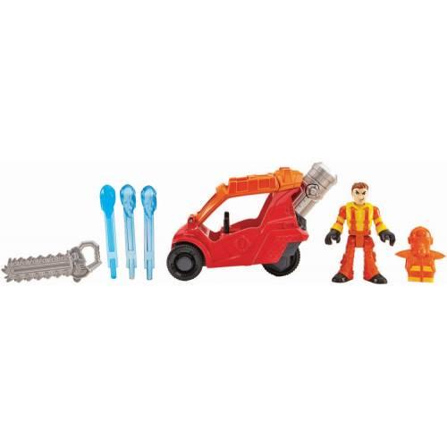 Imaginext City Mobile Firefighter