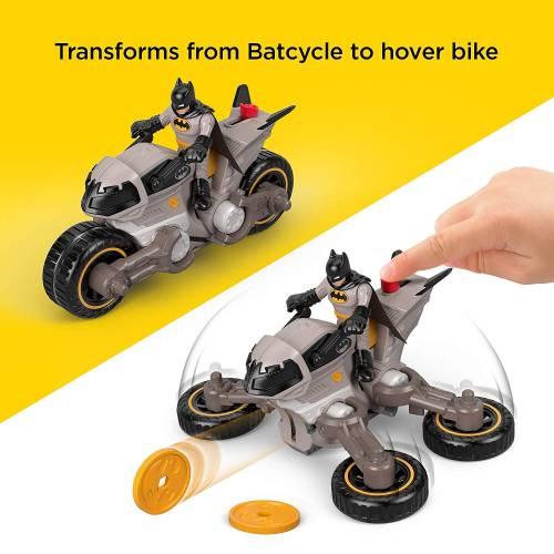 Imaginext DC Super Friends Batman & Batcycle