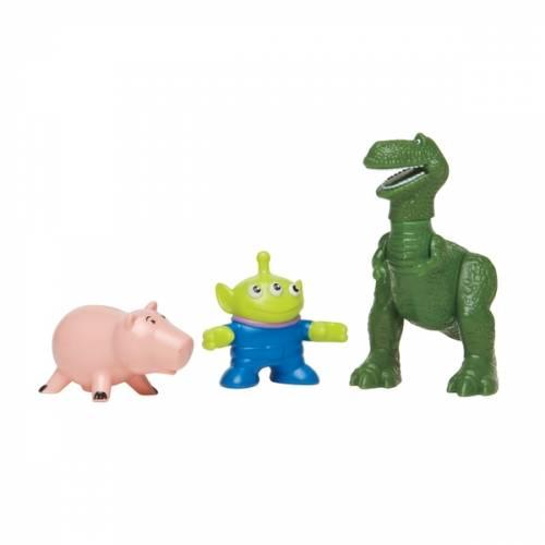 Imaginext Toy Story - Rex, Hamm & Alien