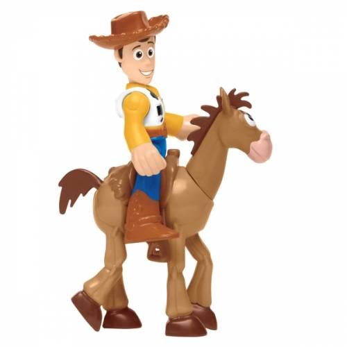 Imaginext Toy Story - Woody & Bullseye