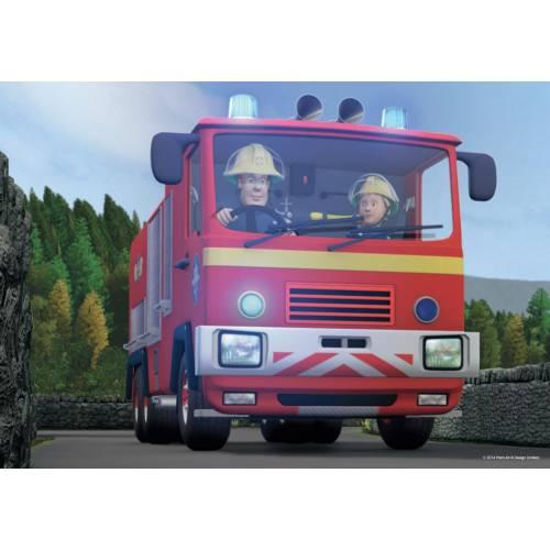 Jumbo 35pc Puzzles Fireman Sam Emergency!