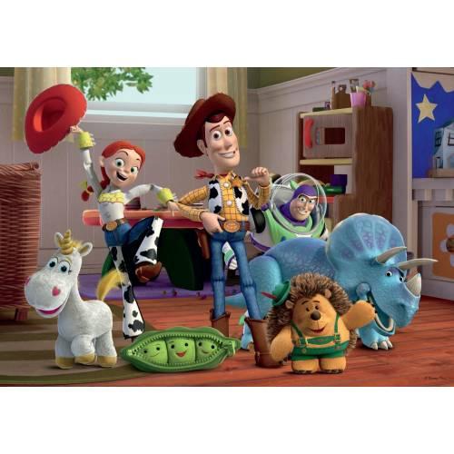 Jumbo 50pc Puzzle Toy Story
