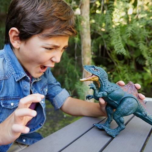 Jurassic World Dino Rivals Dual Attack Concavenator
