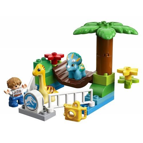 Lego 10879 Duplo Gentle Giants Petting Zoo