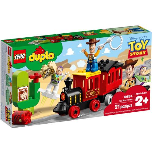 Lego 10894 Duplo Toy Story Train