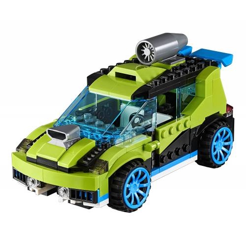 Lego 31074 Creator Rocket Rally Car