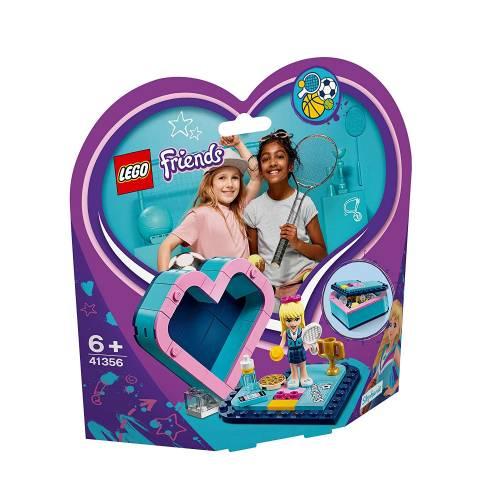 Lego 41367 Friends Stephanie's Heart Box Set