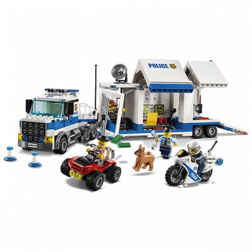 Lego 60139 City Police Mobile Command Center