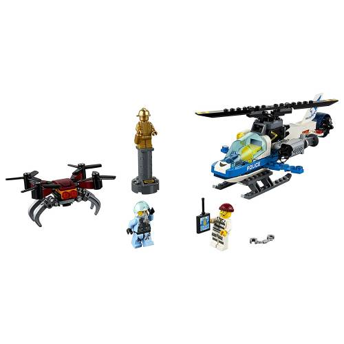 Lego 60207 City Sky Police Drone Chase
