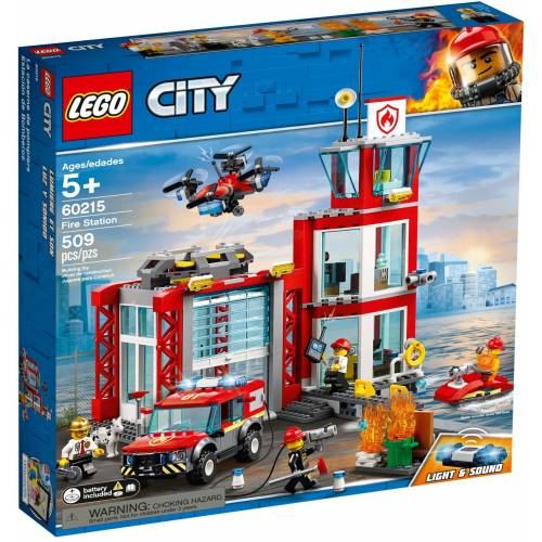 Lego 60215 City Fire Station