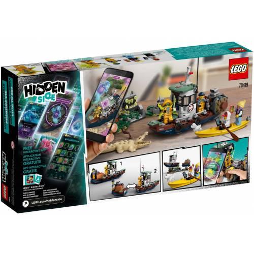Lego 70419 Hidden Side Wrecked Shrimp Boat