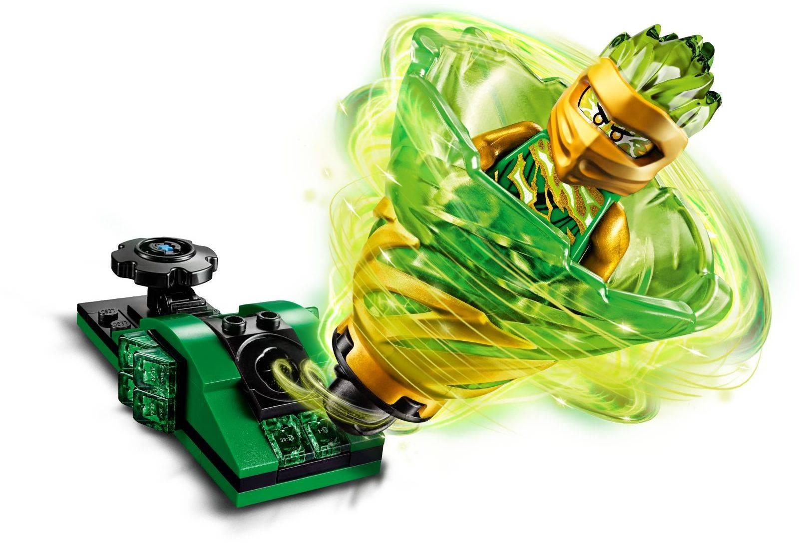 factory outlets fast delivery classic style Lego 70681 Ninjago Spinjitzu Slam - Lloyd