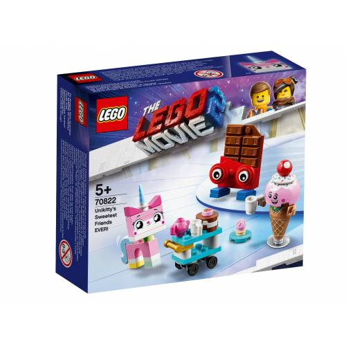 Lego 70822 Lego Movie 2 Unikitty's Sweetest Friends EVER!