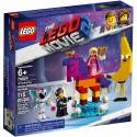 Lego 70824 Lego Movie 2 Introducing Queen Watevra Wa'Nabi