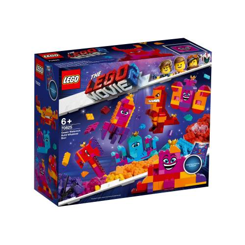 Lego 70825 Lego Movie 2 Queen Watevra's Build Whatever Box!